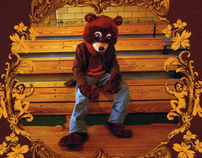 Kanye West College Drop Out