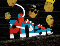 Phat Logo & Flyer