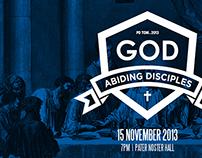 God Abiding Disciples