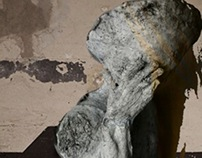 SCULPTING, exhibition in Milano, carta & mixed media