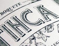 Finca El Salto   hand-drawn letterhead