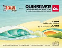 Quiksilver Universitário de Surf 2012