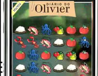 Diário do Olivier Demo