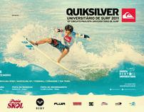 Quiksilver Universitário de Surf 2011