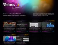 The Velora Network Website