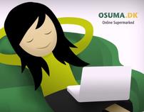 Osuma.dk commercials