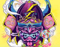 Samurai Gaga  舞神卡卡