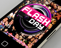 Flash Day / Mobile APP Design