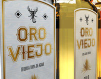 ORO VIEJO (Tequila pack)