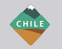 Tourist Office of Chile, Branding Guidelines