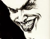 Dark tone Sketches