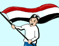 Egyptians and the revolution