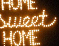 Home Sweet Home Lamp