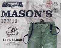 MASONS ADS - CORRIERE E REPUBBLICA