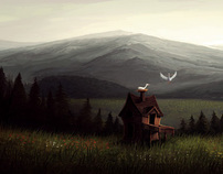 Digital art and illustrations