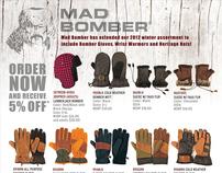 Mad Bomber Sale Flyer
