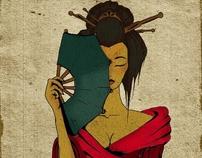 'HAIKU POEMS' illustration