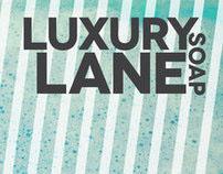Luxury Lane Soap Brand & Package Design