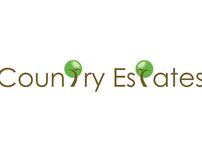 Country Estates logo