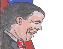Poll-litics (caricatures)