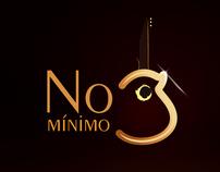 No Mínimo 3 - Logo