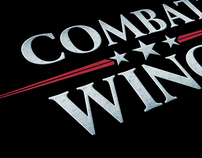 Packaging: Combat Wings logo & package