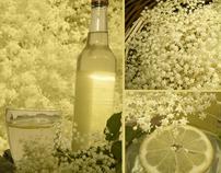 Elderflower drink - Bodzaszörp
