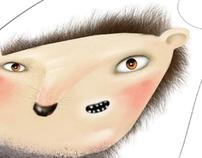 hedgehog Mashka