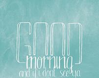 Good Morning - The Truman Show