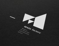 MADe factory (branding)