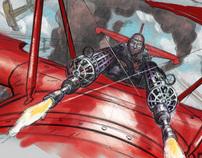 Bi-Planes - Zeppelins & Gangsters