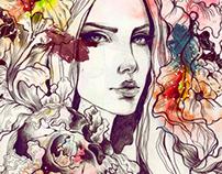 Personal Illustrations 2012
