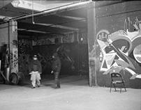 Seattle Graffiti Photography 2012-2013
