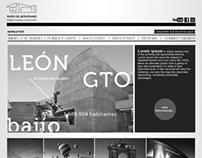 TEATRO BICENTENARIO IMAGEN & WEB