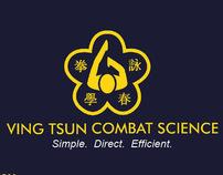 Ving Tsun Combat Science Business Card