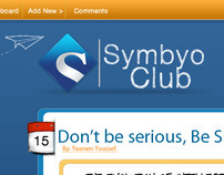 Symbyo Club word press Theme