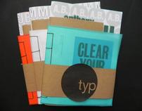 D&AD - typographic circle supplement