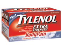 Tylenol Body Pain Packaging