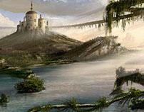 Natural painting