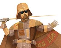 Card Vader