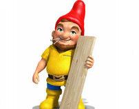 MAX BAHR gnome campaign