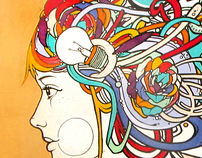 full coloured paintings