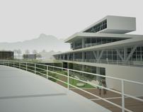 Multifunctional Centre in Sabaudia