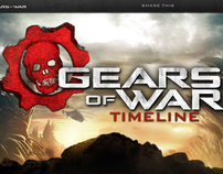 Gears of War Timeline
