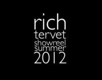 Showreel - Summer 2012