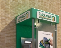 ATM Machine For NBE