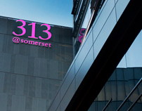 313@somerset Mall Signage System