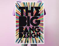 THE BIG BANG DESIGN 2012