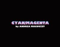 CYAN/MAGENTA