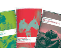 Programação - Folder Oi Futuro 2011